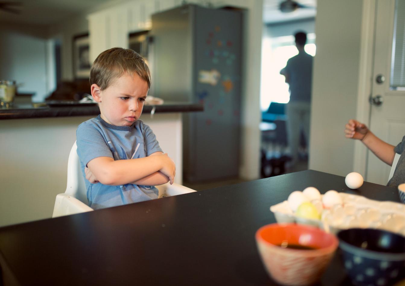 Emocje dziecka: złość i agresja – TEST ZAKOŃCZONY