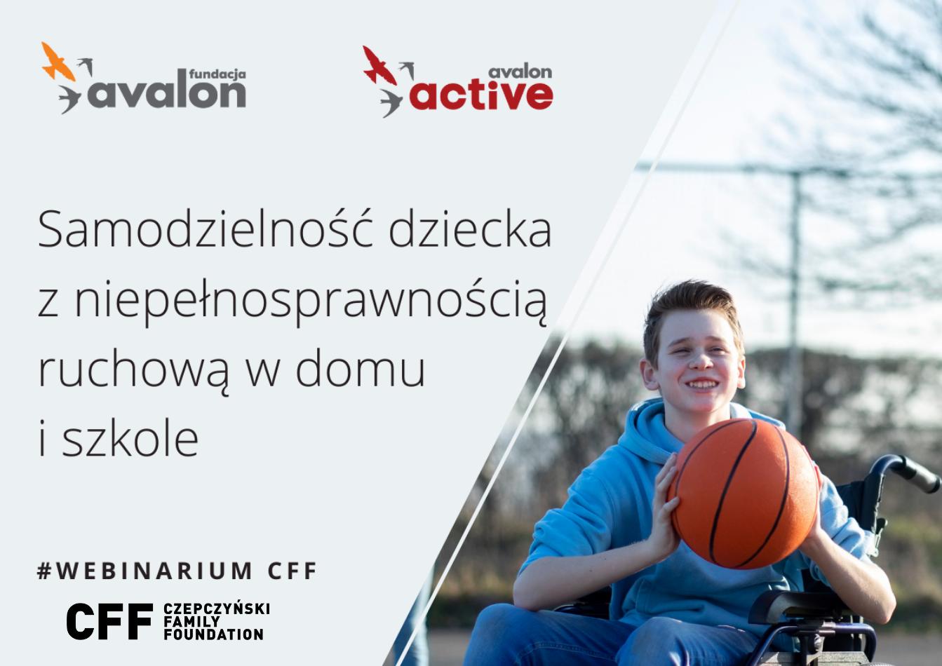 Samodzielność dziecka z niepełnosprawnością ruchową w domu i szkole – TEST ZAKOŃCZONY